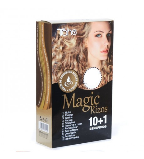 Tahe, pack magic rizos 10+1 beneficios