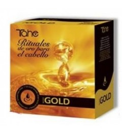 Tahe,Pack Gold Rituales de oro para el cabello