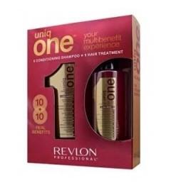 Revlon pack uniq one hair & scalp