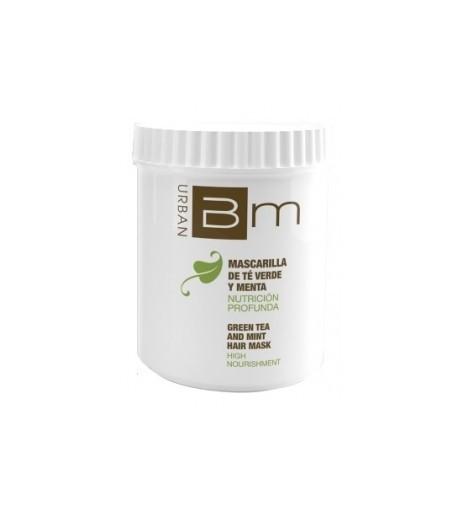 Blumin,mascarilla de te verde y menta de 700ml
