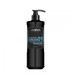 Agiva after shave cream extreme 400ml