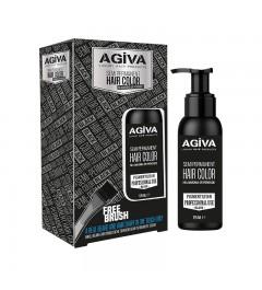 Agiva semi permanent hair color de 125ml