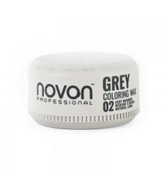 Novon cera coloring wax grey de 100ml